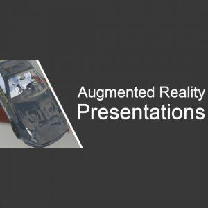 Logo der App Augmented Reality Presentations