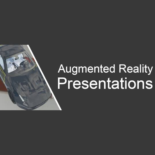 Logo der App Augmented Reality Presentations