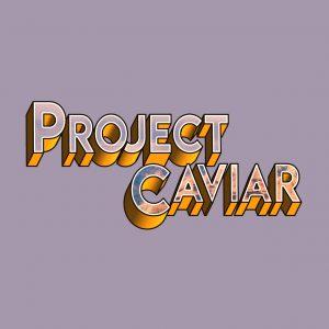 Logo der Virtual Reality Anwendung Project Caviar