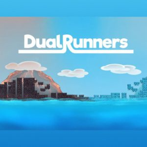 Logo des Multiplayer Spiels Dual Runners