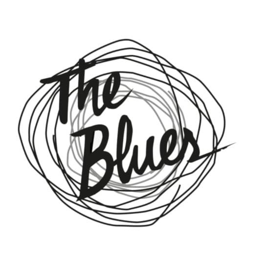 Logo des Virtual Reality Spiels The Blues