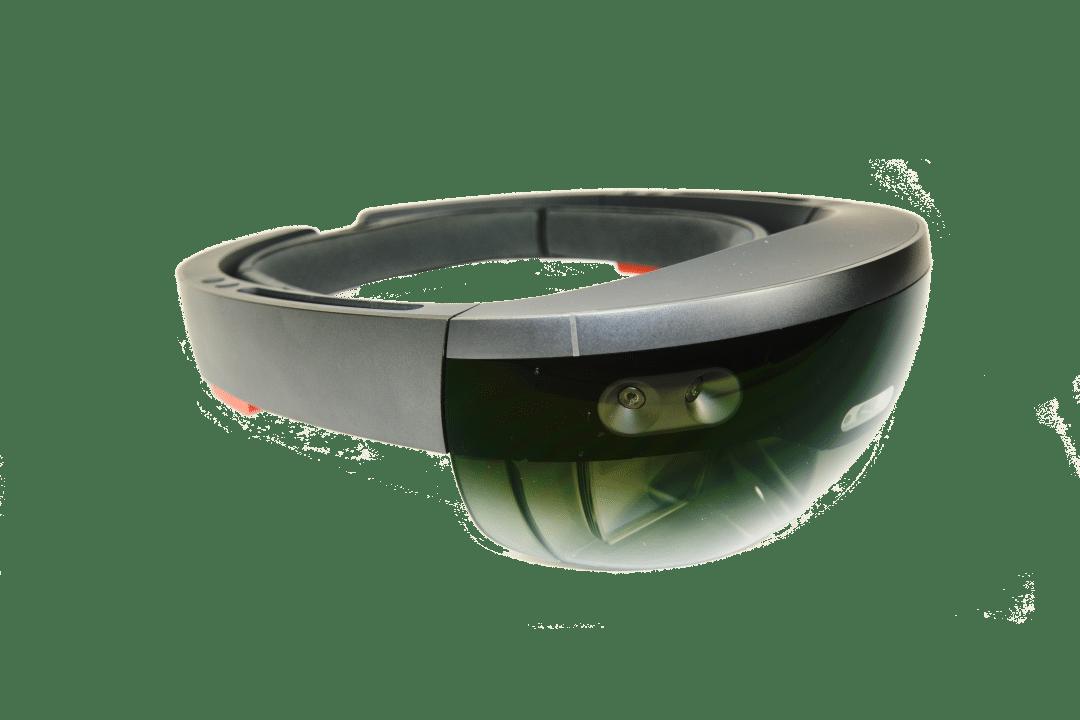 Bild einer Microsoft HoloLens