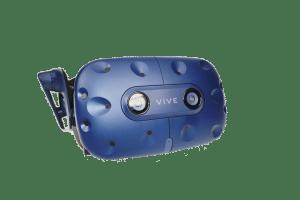 Bild einer HTC Vive Pro.