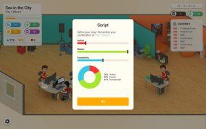 Ein Screenshot aus dem Spiel Seriesmaker